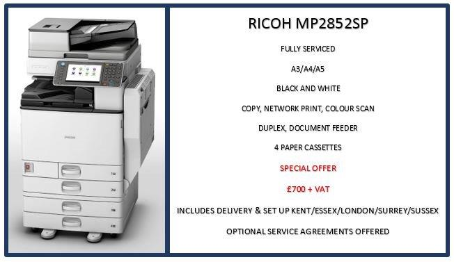 MP2852 SPECIAL OFFER